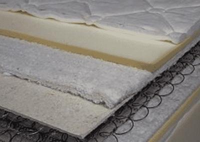 Ορθοπεδικό Στρώμα με ελατήρια Stromastroma